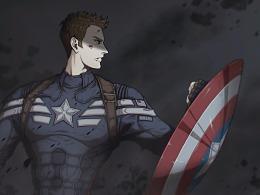 Iron Man & Captain America