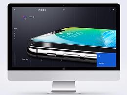 iPhoneX钢化膜 手机壳精修 数码3C手机配件 实拍精修图