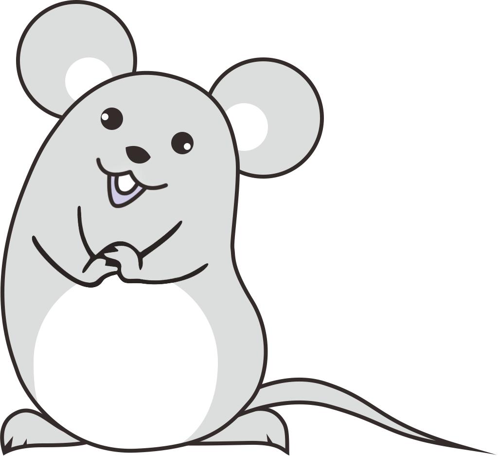 微信手绘头像鼠