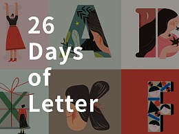 26 Days of Letter