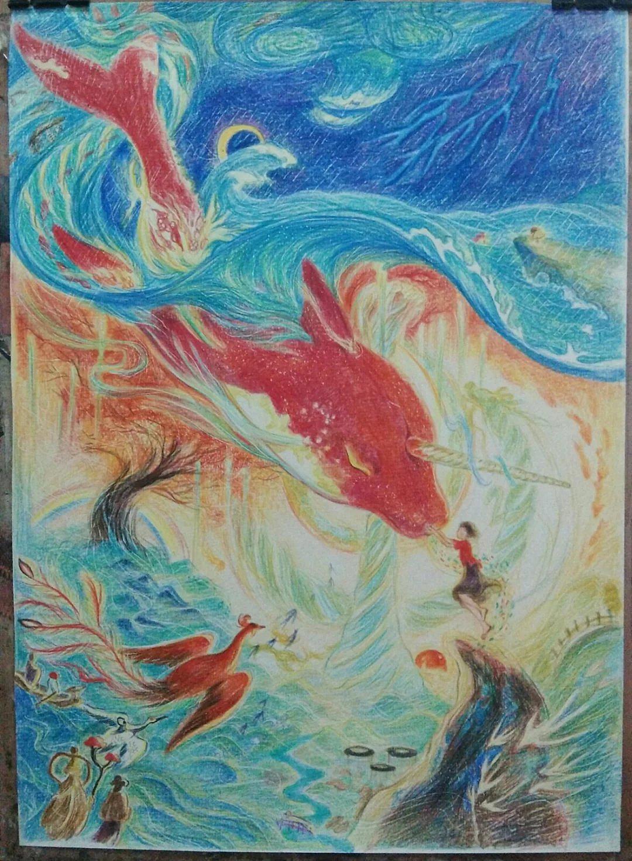 《大鱼》陶笛六孔曲谱
