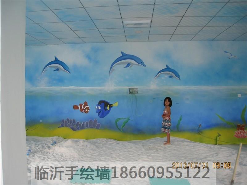 临沂幼儿园壁画|其他艺创|纯艺术|临沂手绘墙 - 原创
