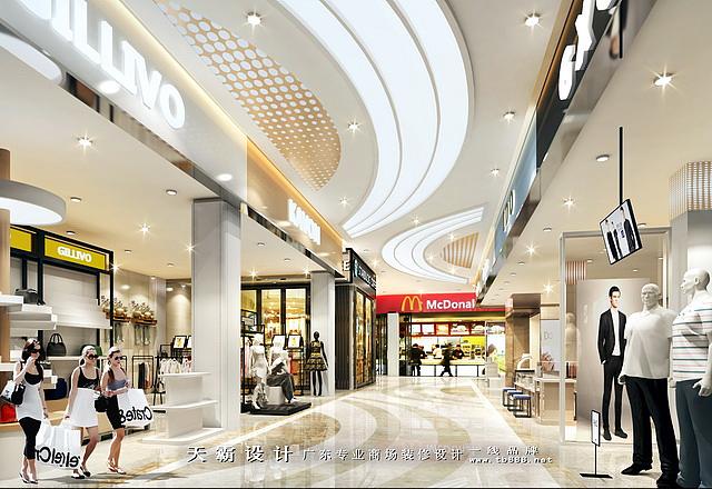 甘肃超市装修设计可放心交给图纸世界丰富的天我的项目简单建筑设计案例图片