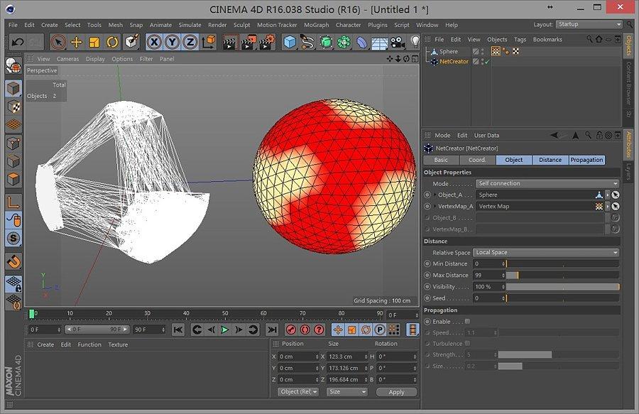 查看《C4D 插件 NetCreator v1.0 (支持 Octane Render)》原图,原图尺寸:1200x777
