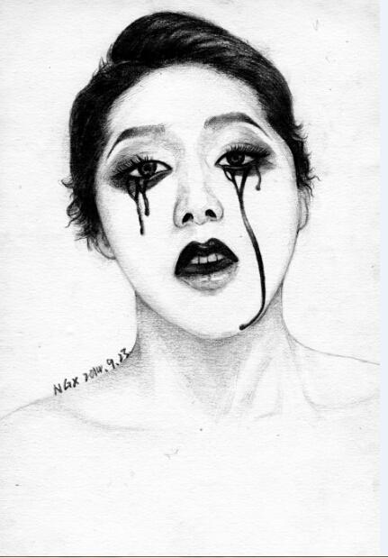 天津市/学生2年前发布哭泣的女人