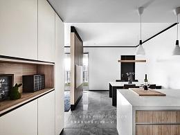 舒适、简练、设计巧用原木元素提升空间时尚感