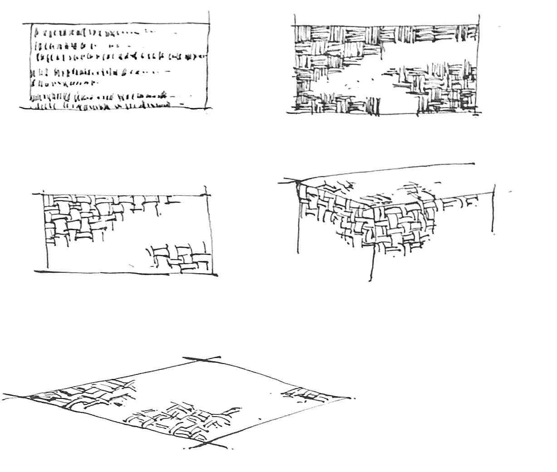 室内手绘表现基础练习|空间|室内设计|讹兽 - 临摹