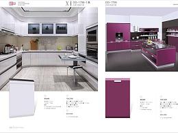 郑州包覆门图册设计、包覆橱柜画册制作、衣柜彩页印刷