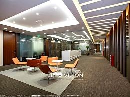 写字楼商务办公室空间环境企业形象摄影图片