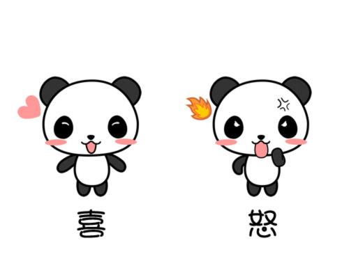 萌萌小熊猫