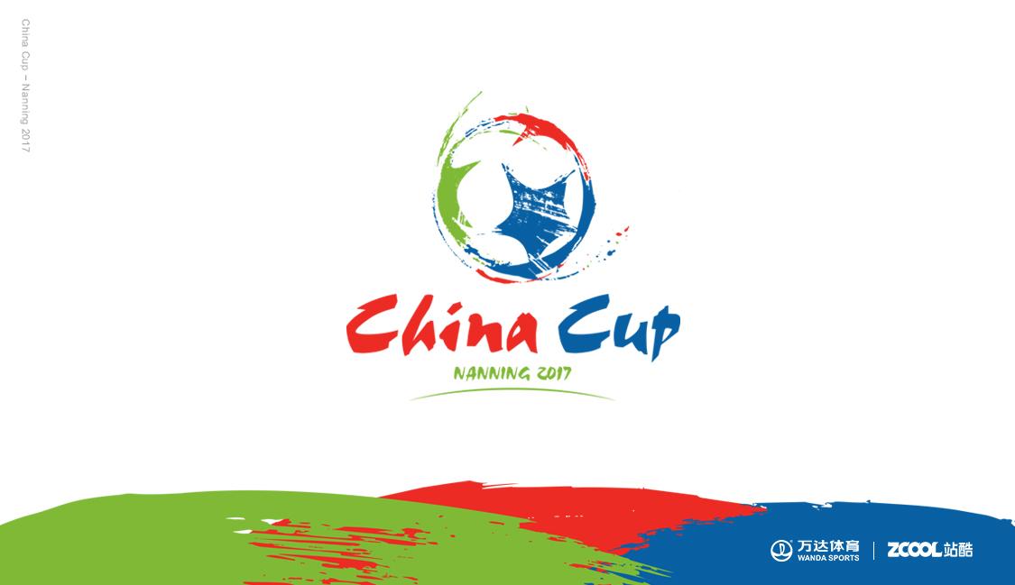 足球由五颗五星环抱联结,象征中国足球的团结图片