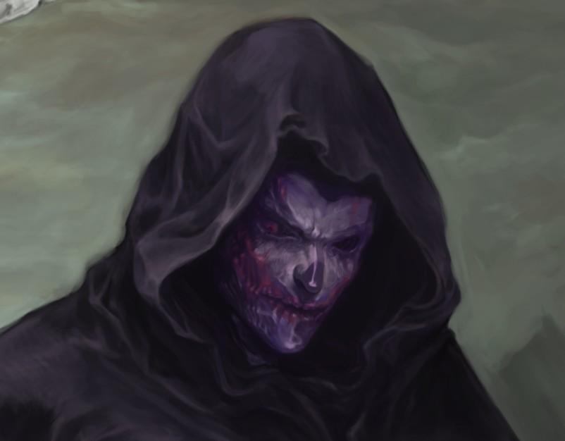 死神13>>风格很阴暗阳光少男少女们入前要注意(附绘制过程)