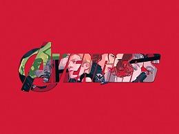 虹色映畫-Avengers