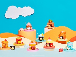 72 VISION | 迪士尼tsum甜品屋盲盒手办