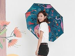 雨伞详情页