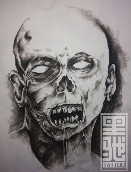欧美纹身刺青图案