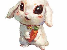 【萌宠by雪娃娃】怎么可以次兔兔