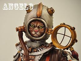 猫骑士安琪罗登场