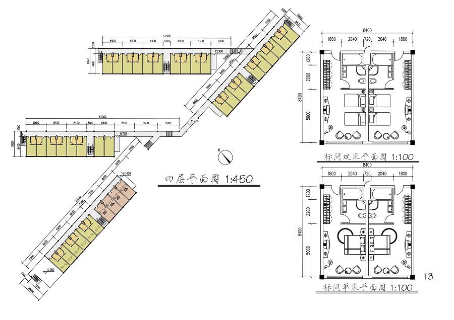 山地旅馆|建筑设计|空间|icantstop - 原创设计作品图片