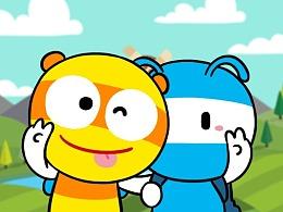 马蜂窝吉祥物微信动态表情