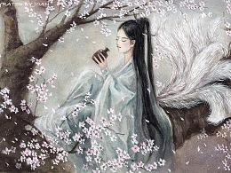 十里桃花——九尾狐
