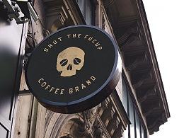 Shut The FuCup Coffee Rebrand