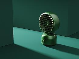 Rwind-复古小风扇设计
