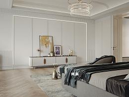 现 代 · 轻 奢 - 卧 室