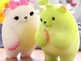 【萌芽熊】如果女朋友手滑摔碎了情侣杯子,该怎么做?