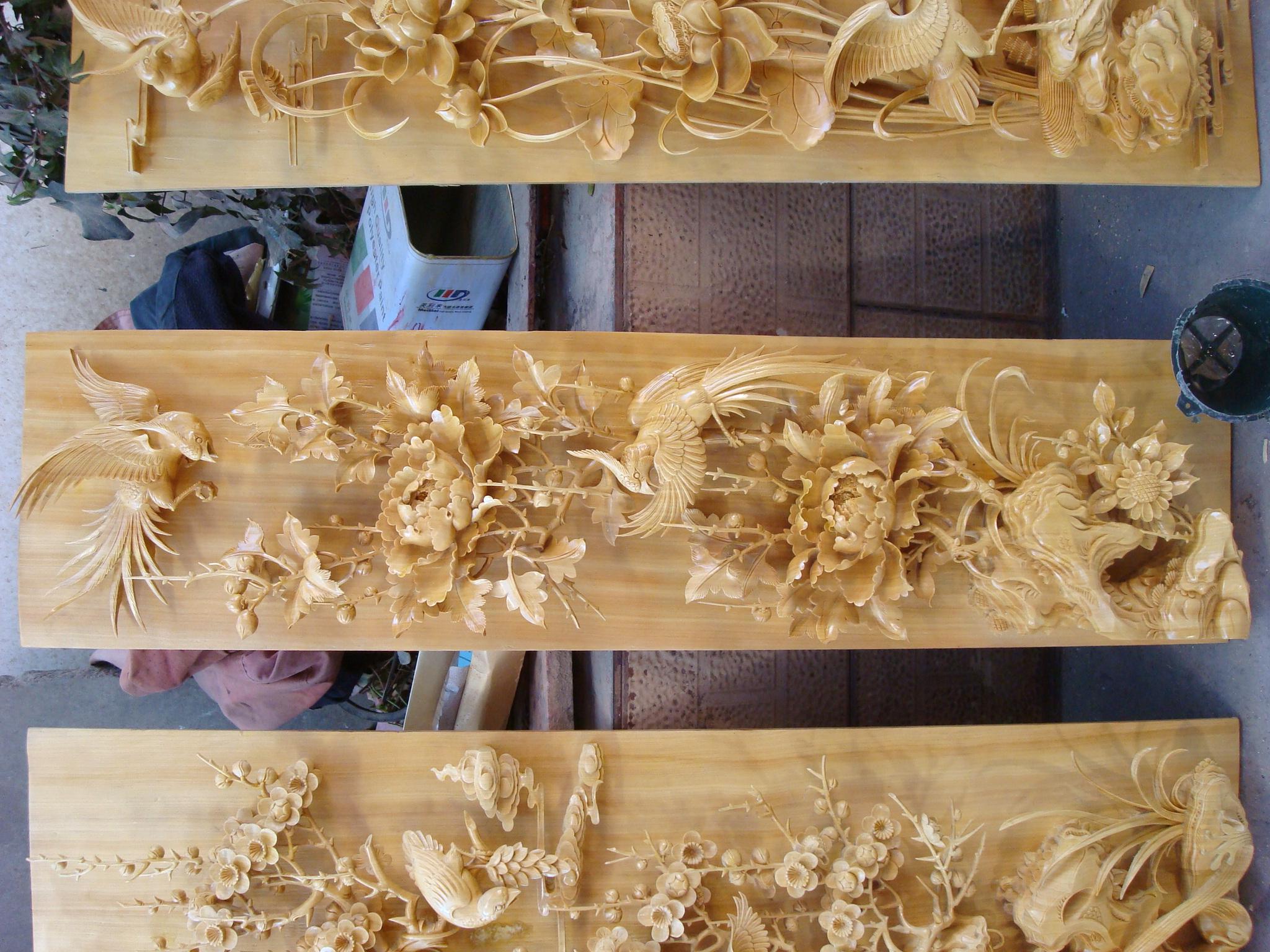 我们的剑川木雕2