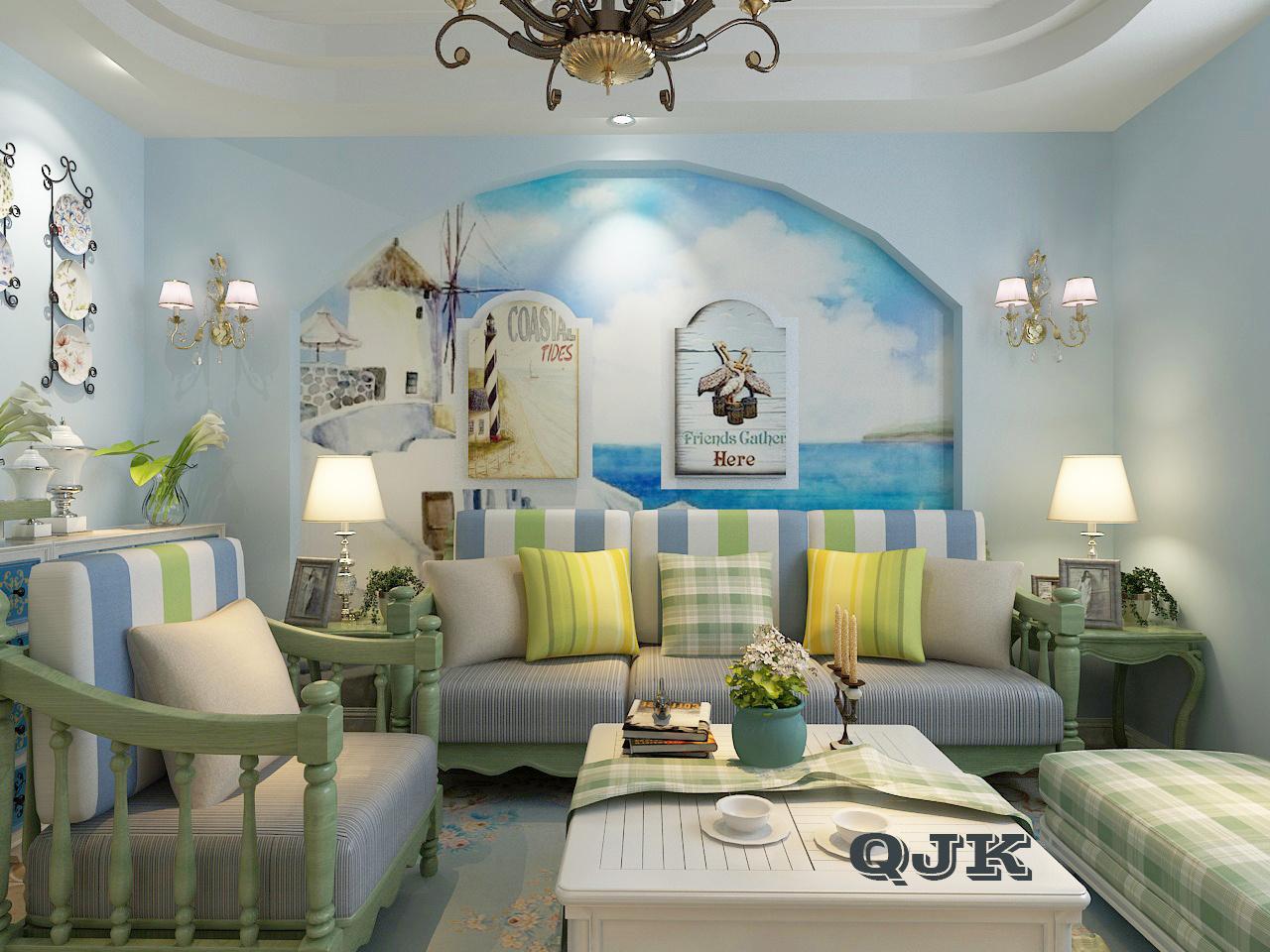 室内空间设计|空间|室内设计|流畅疏朗 - 原创作品图片