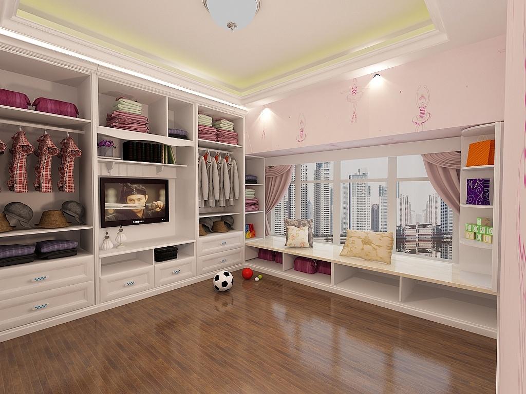 好莱客衣柜 原创|空间|室内设计|小可乐猪 - 原创作品