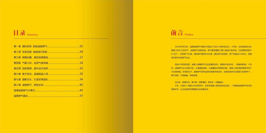淄博家具诚意十周年画册设计奥臣策划设计 书一英语套怎么说有用这里燃气图片