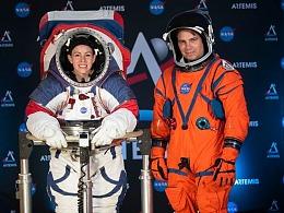 "NASA展示新型宇航服:登月宇航员将告别""兔子跳"""