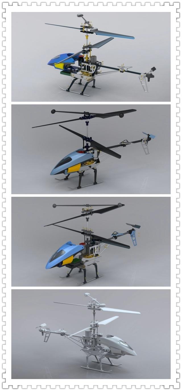 小朋友都喜欢遥控飞机~|玩具|工业/产品|evan陈
