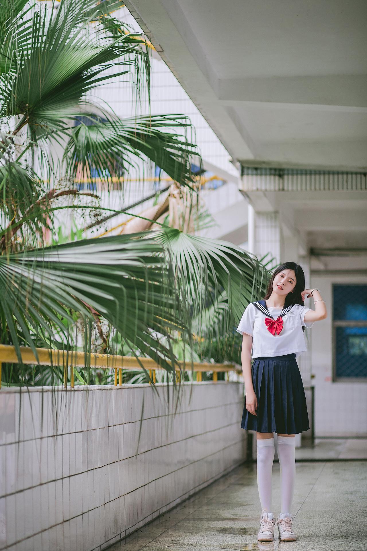 日系校园风格图片高清 日系壁纸