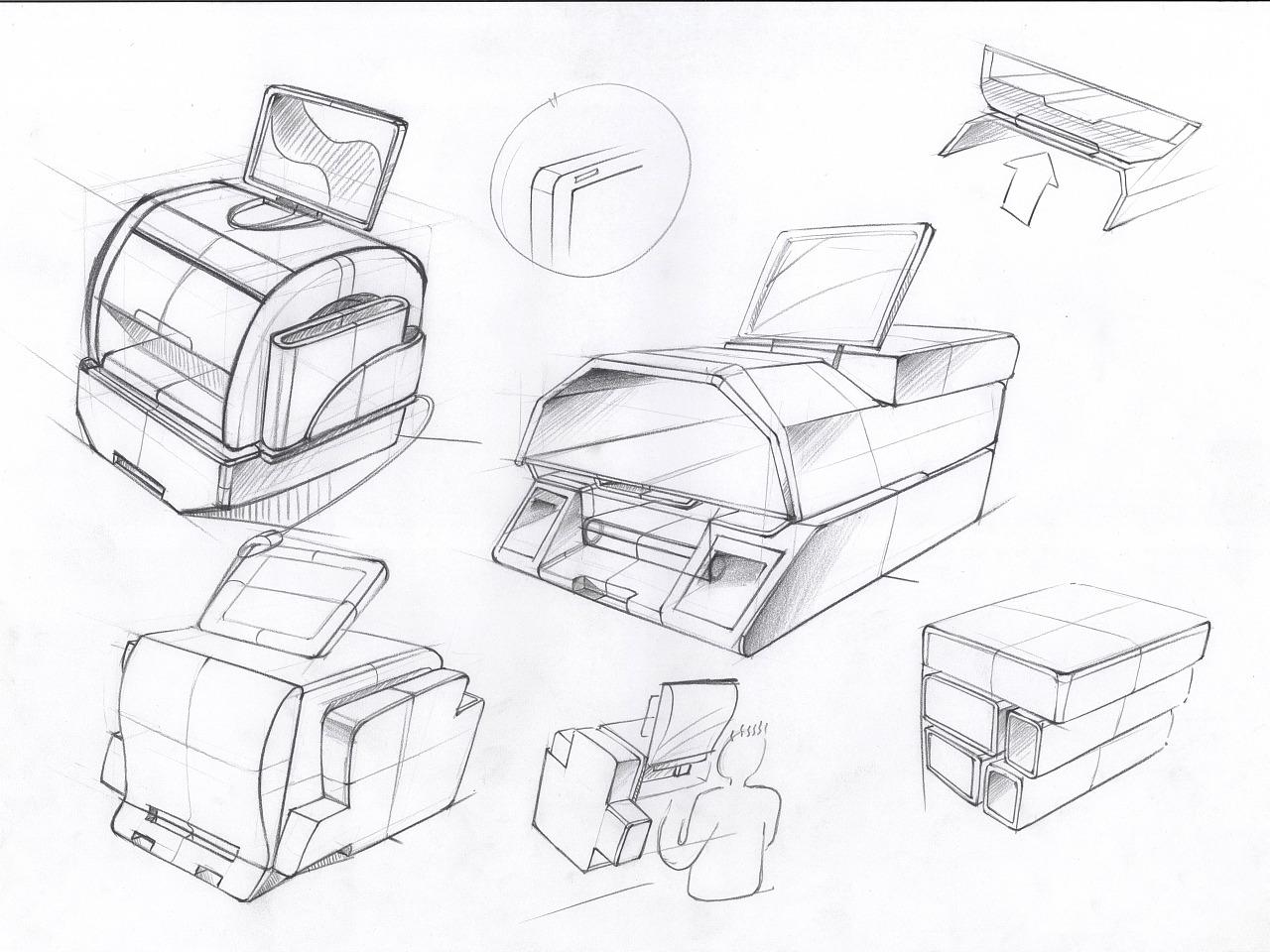玩玩手绘|工业/产品|电子产品|echo焱 - 原创作品