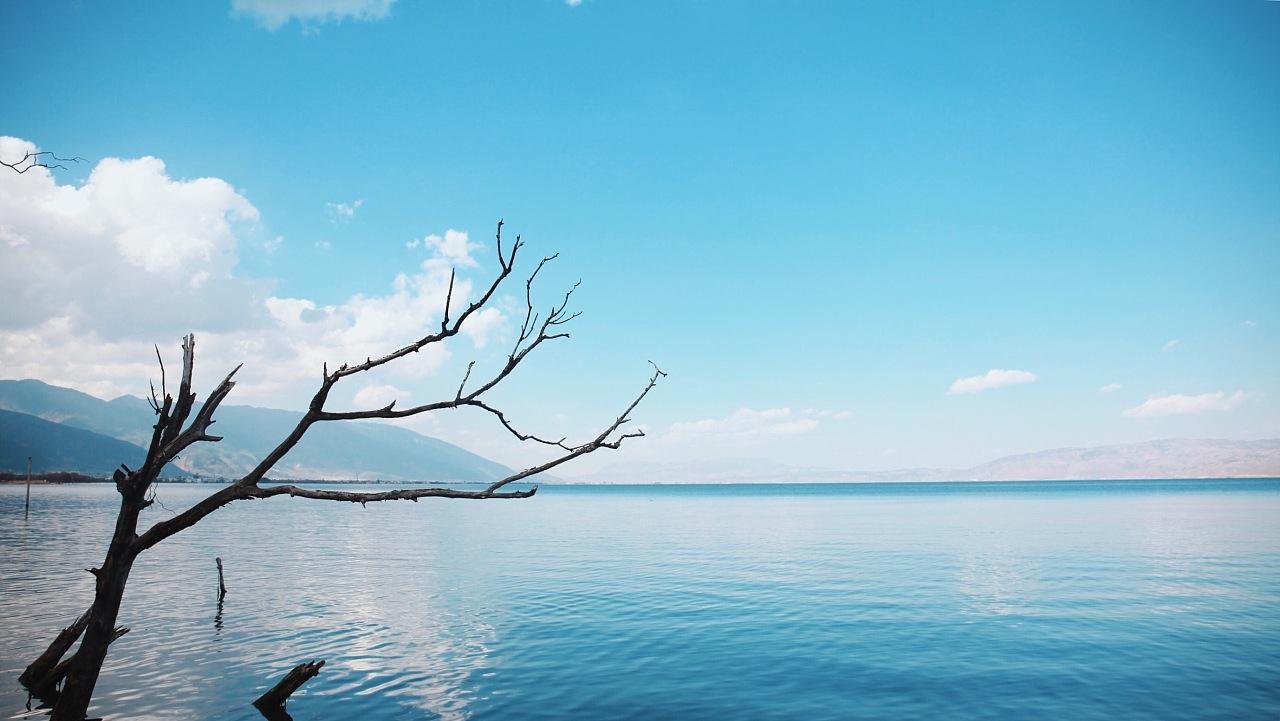 苍山洱海旁 你在我身边 这次的冬天和从前不太一样
