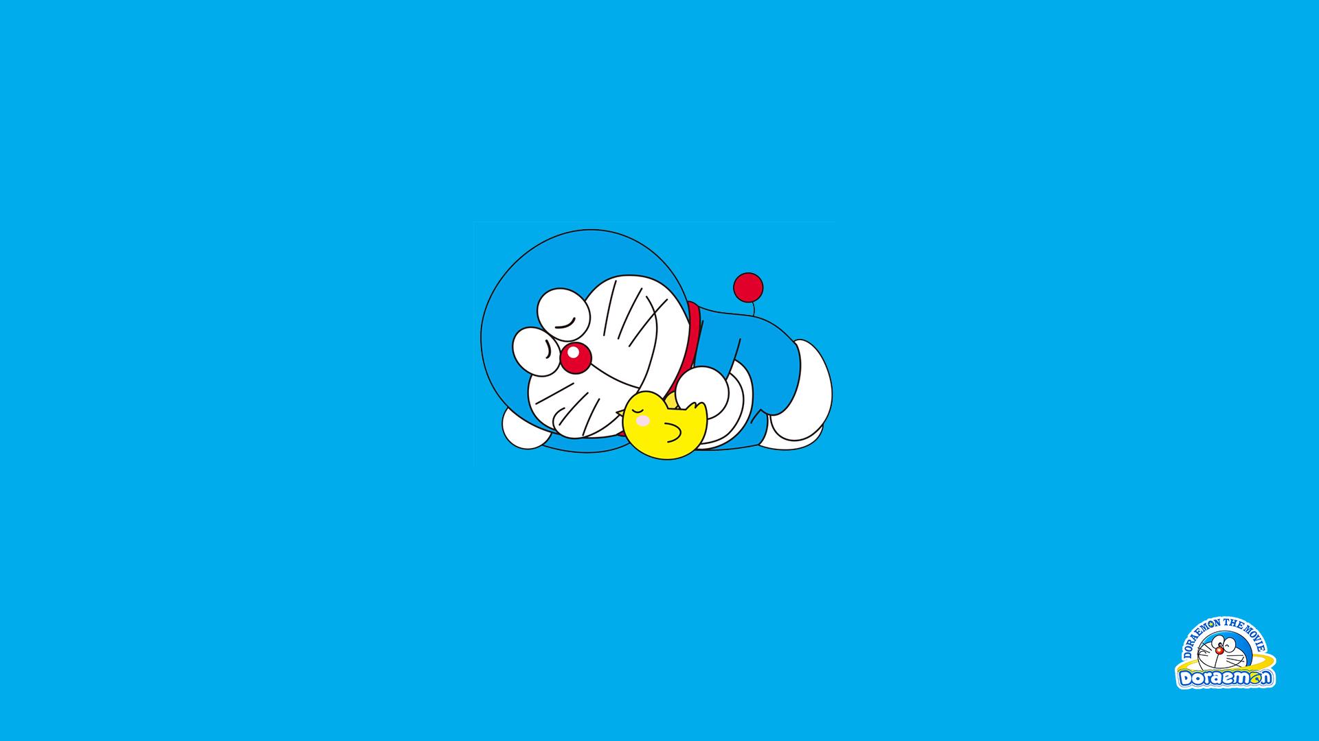 哆啦A梦 电脑桌面 1920x1080图片