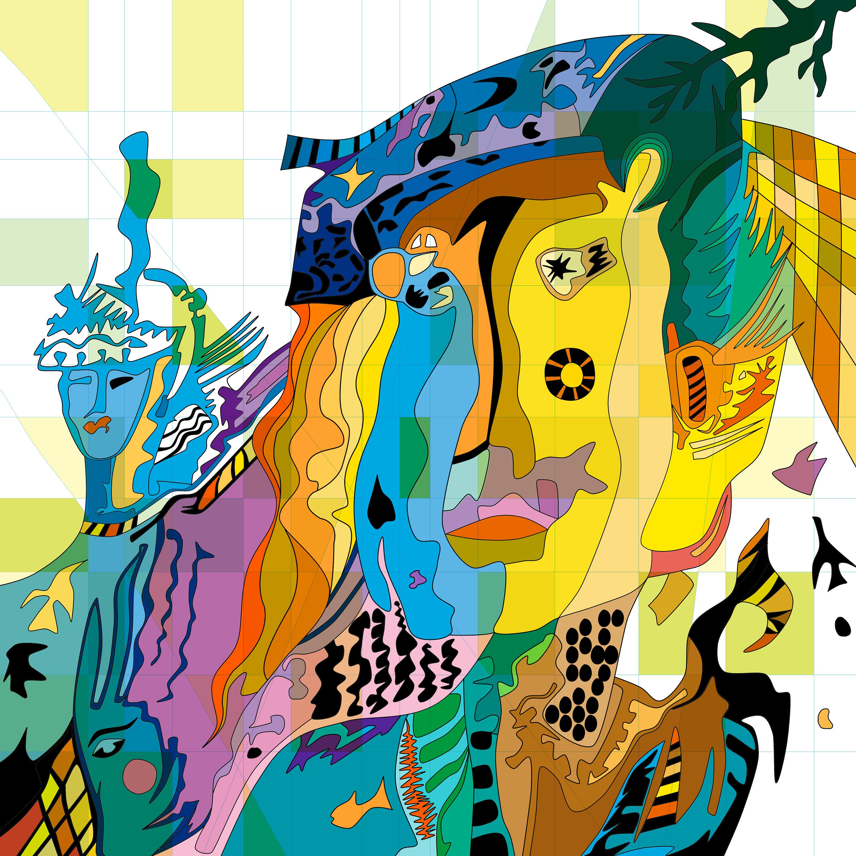 民族风|插画|概念设定|痞子shuo - 原创作品 - 站酷图片
