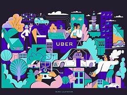 Karol Banach X Uber