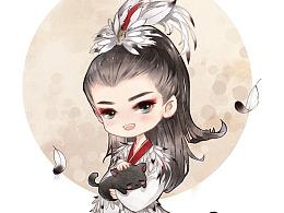 妖猫传/白龙