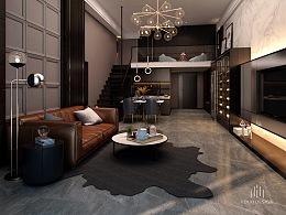 广州恒大珺睿公寓   室内设计