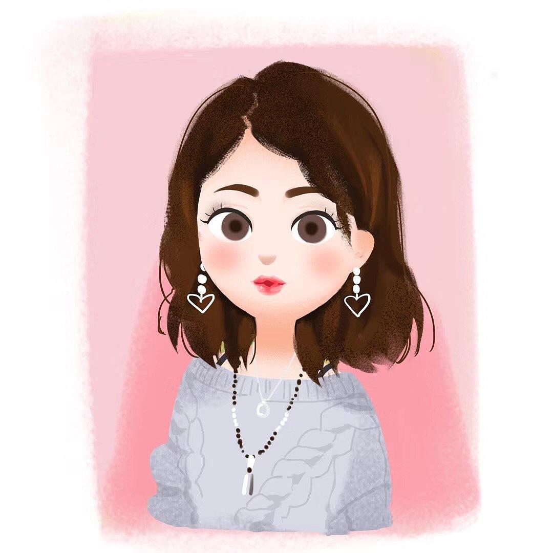 皮娃娃 漫画 魔王肖像 熊动漫手绘馆YJ-原创作搞笑漫画孩子图片