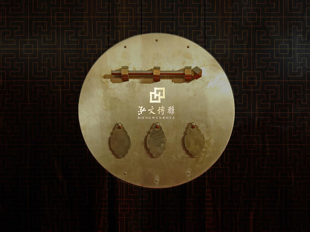 泓文博雅logo设计有女生做模具设计的吗图片