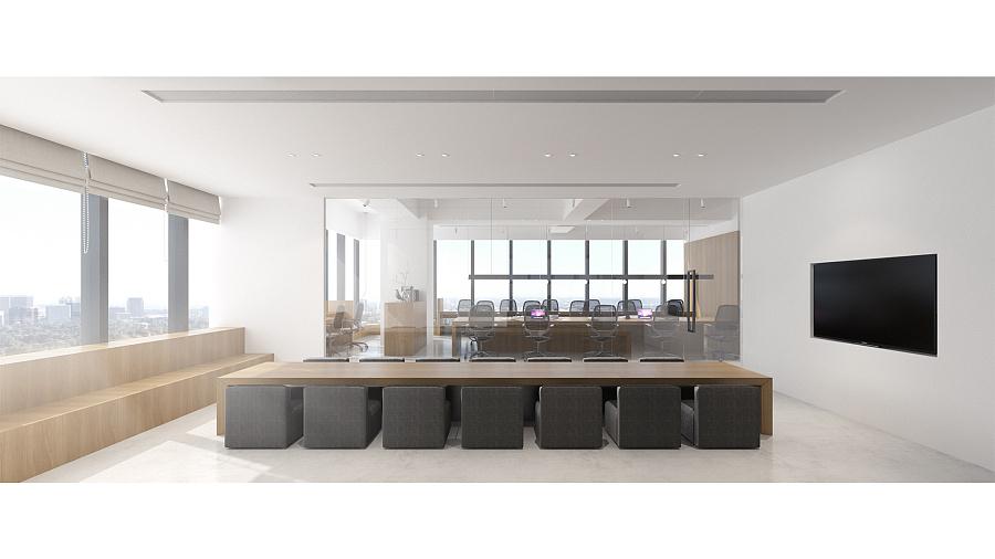 杏林湾商务设计中心办公室/Simpleofficepro字体下载运营章ps刻图片