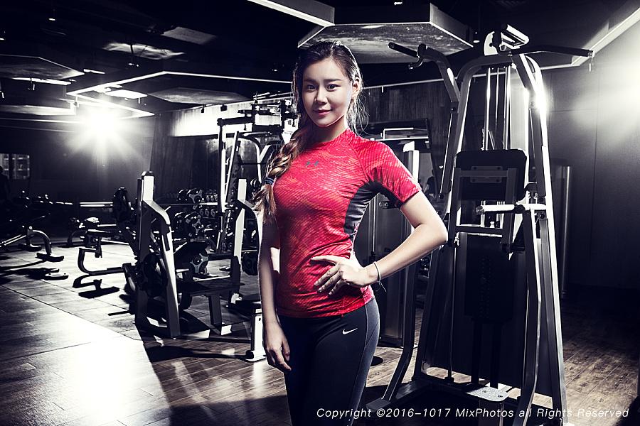 杂图社丨健身房教练形象片修图|修图\/后期|摄影
