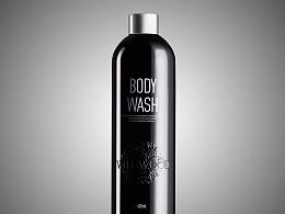 洗发水和沐浴露