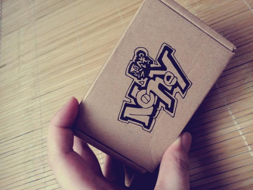 手绘涂鸦字体|包装|平面|倩古君