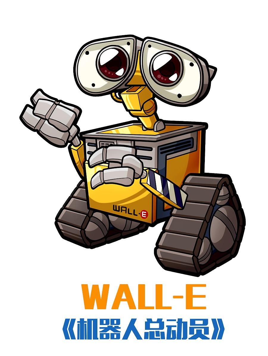 插画机器人Q版漫画像|商业插画|漫画|3063644足控经典白丝图片